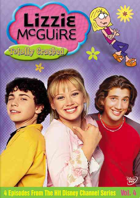 LIZZIE MCGUIRE:TOTALLY CRUSHED BY LIZZIE MCGUIRE (DVD)